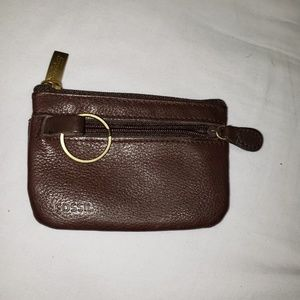 Fossil Brown Card wallet